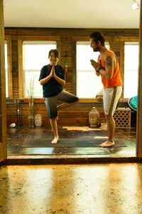 Yoga taught for kids