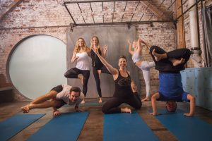 M3Yoga Athens instructors