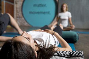 iRest meditation posture