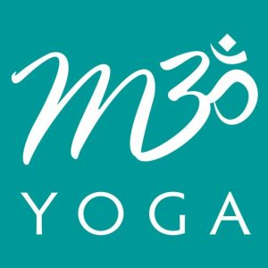 M3Yoga logo