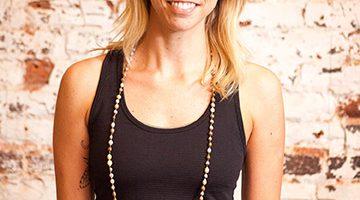 Em Harger yoga instructor portrait