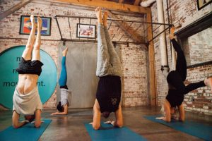 m3yoga forearm stand