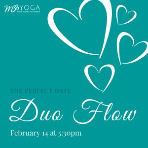 m3yoga duo flow