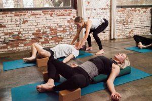 m3yoga restorative yoga
