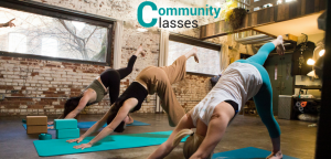 m3yoga community classes