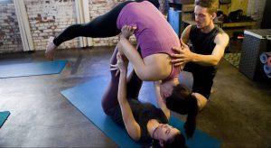 m3yoga partner yoga