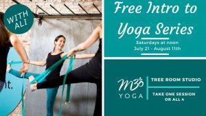 m3yoga intro to yoga series