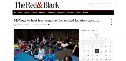 m3yoga free yoga day