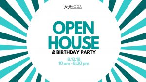 m3yoga open house