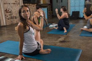m3yoga tree room class