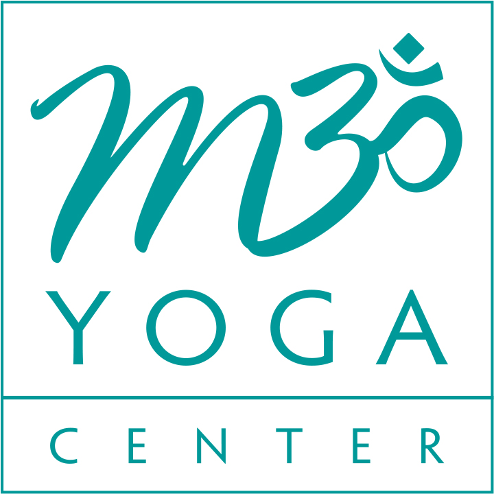 m3yoga center logo